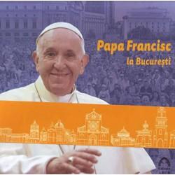 Papa Francisc la București