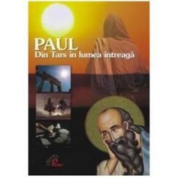 PAUL DIN TARS. 2 DVD + fişa...