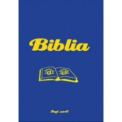 Biblia catolică - format mare